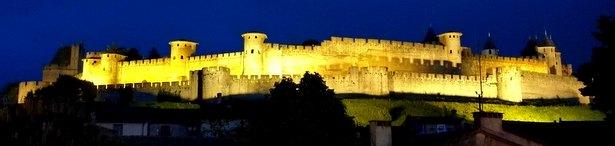 カルカッソンヌ : Carcassonne