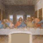 最後の晩餐 ミラノ last supper