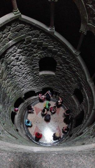 レガレイラ宮殿 イニシエーションの井戸