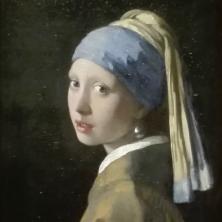 真珠の耳飾りの少女 マウリッツハイス美術館