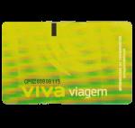 ヴィヴァ・ヴィアジェンカード(Viva viagem card)