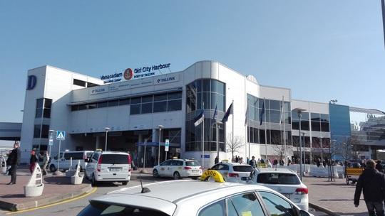 タリンクシリアライン Dターミナル