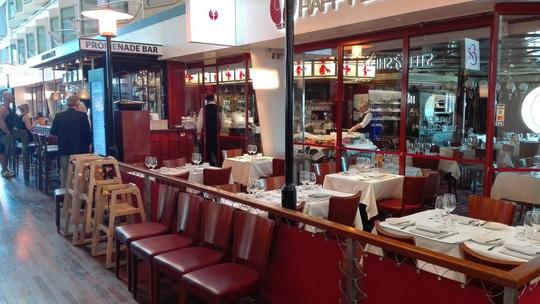 タリンクシリアライン レストラン
