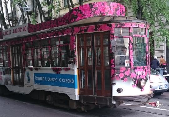 ミラノ 地下鉄/トラム/バス 切符