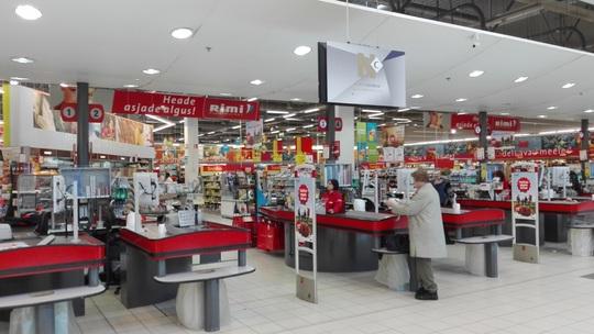 タリン スーパーマーケット rimi