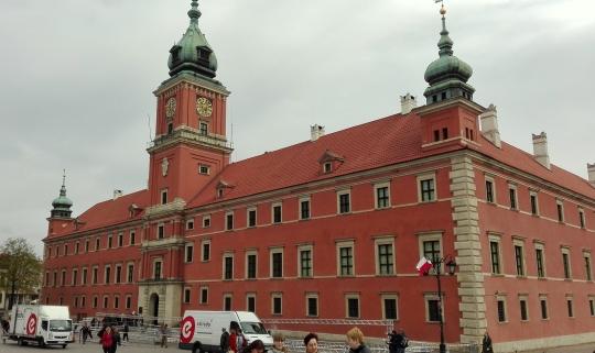 ワルシャワ人気観光スポット