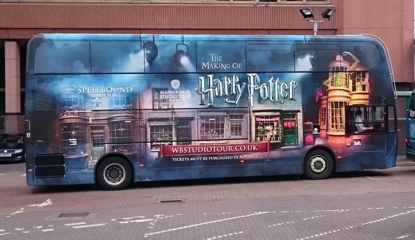 ハリーポッター スタジオツアー ロンドン