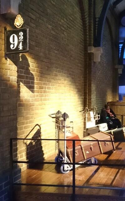 ロンドン ハリー・ポッター スタジオ・ツアー