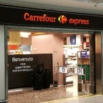 ミラノ マルペンサ空港 スーパーマーケット