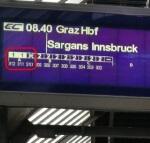 スイス鉄道 SBB 乗り方