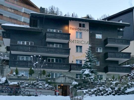 ツェルマット ホテル