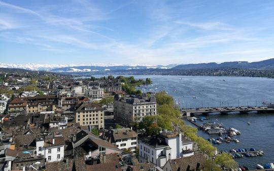 チューリッヒ Zürich