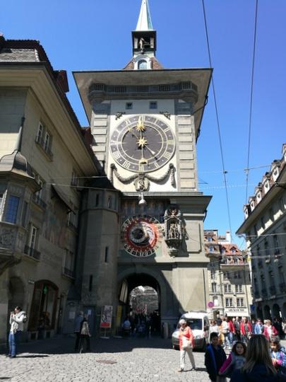 時計塔(Zytglogge)