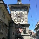 ベルン時計塔 ベルン旧市街