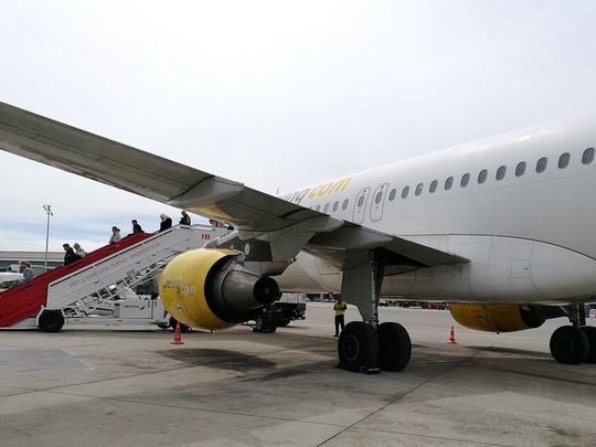 ヴエリング航空