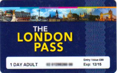 ロンドン・パス(THE LONDON PASS)