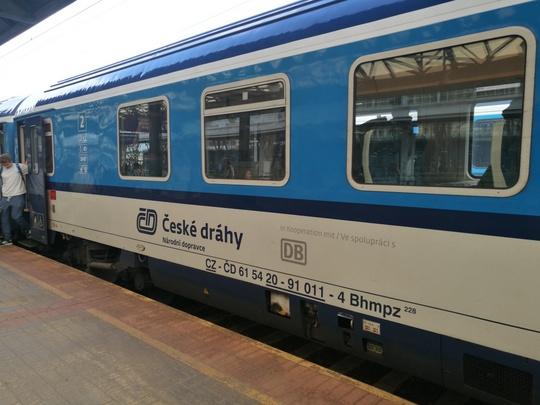 チェコ鉄道CD