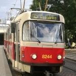 プラハ トラム 地下鉄 バス チケット 切符