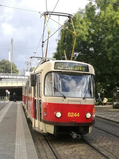 プラハ トラム