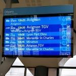 フランス国鉄SNCF TGV 乗り方