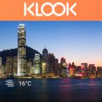 Klook 予約 香港