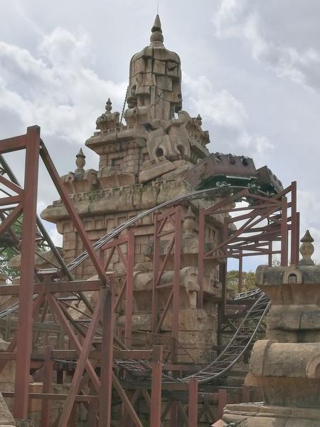 インディ・ジョーンズと危難の魔宮(Indiana Jones and the Temple of peril)