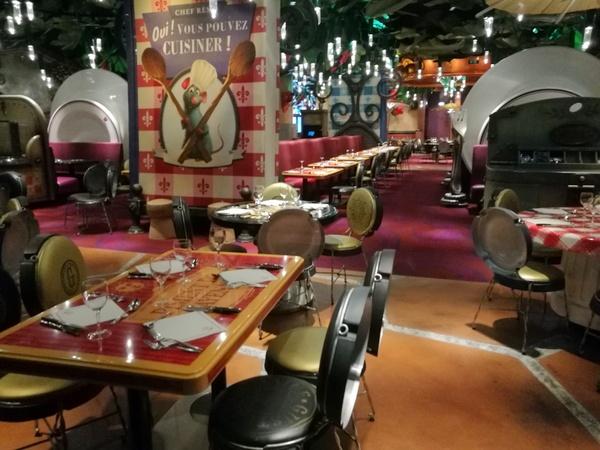 ラタトゥイユ:レミーのおいしいレストラン アドベンチャー(Ratatouille : L'Aventure totalement toquée de Rémy)