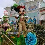 【特別価格】ディズニーランド・パリ / ウォルト・ディズニー・スタジオ・パーク1日入場チケット