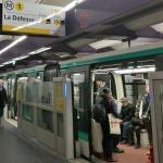 パリ メトロ RER チケット