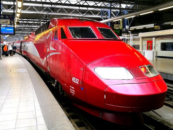 タリス Thalys チケット 割引 購入