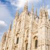 ミラノ大聖堂&屋上:優先入場チケット/エレベーター利用