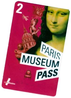 パリ ミュージアムパス