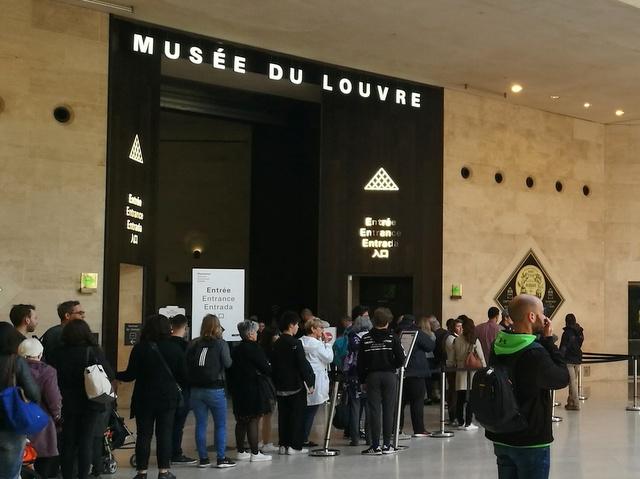 ルーブル美術館 lourve museum ガイド 見どころ