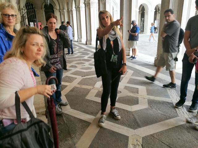 ドゥカーレ宮殿 Palazzo Ducale 見所 チケット シークレットツアー
