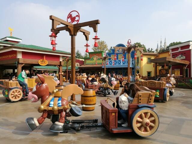 Woody's Roundup ウッディーのラウンドアップ