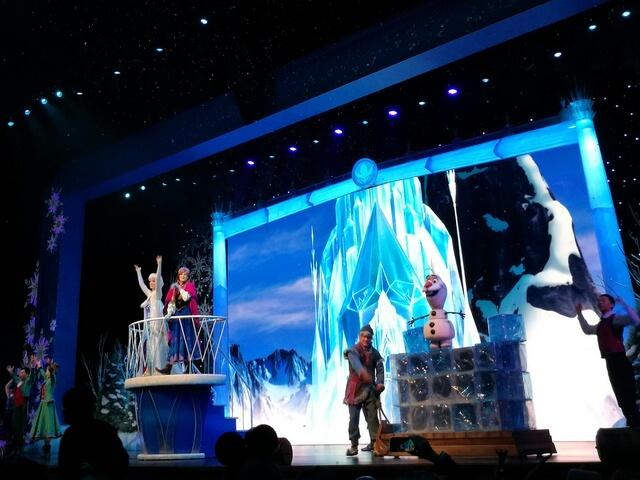 アナと雪の女王:シング・アロング・セレブレーション