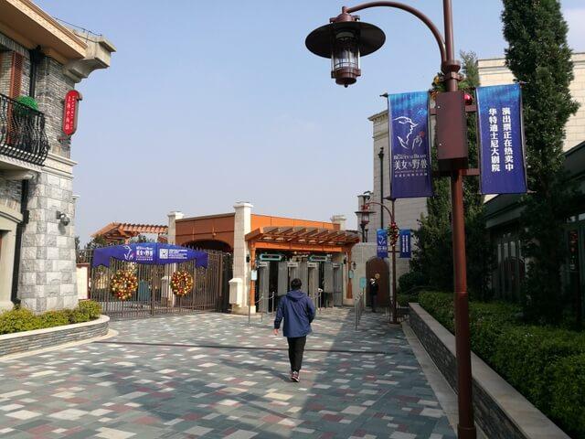 上海ディズニーランド ホテル シャトルバス