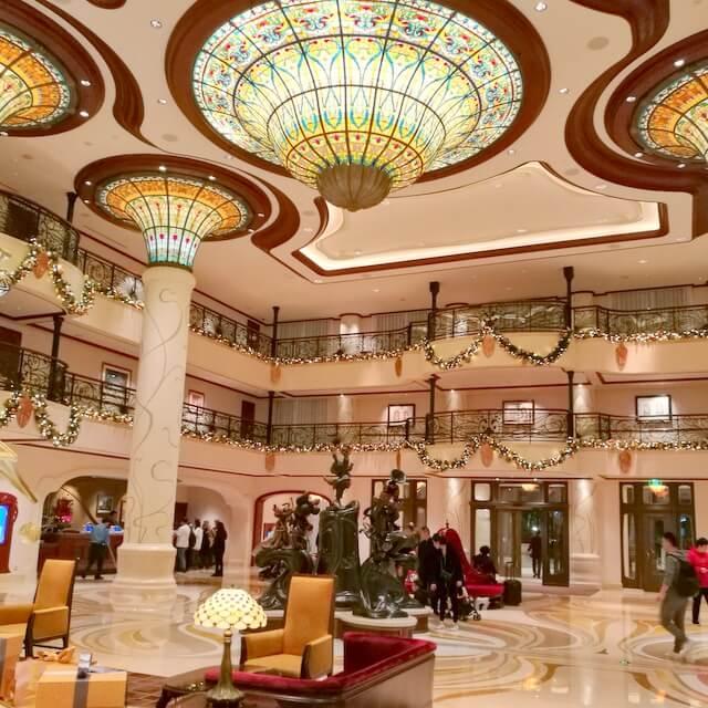 上海ディズニーランド・ホテル 公式ホテル 徹底ガイド