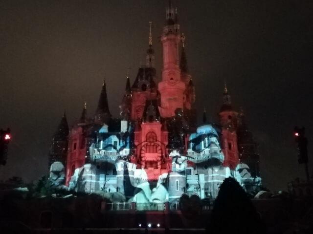 上海ディズニーランド イグナイト・ザ・ドリーム