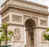 パリ: 行列をスキップ エトワール凱旋門 屋上チケット